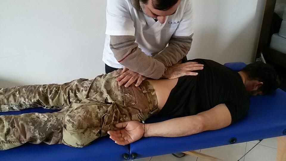 Osteopatia a Lampedusa: promozione di salute per chi salva la Vita.